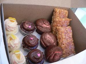 Mother's Day Vegan Dessert Box